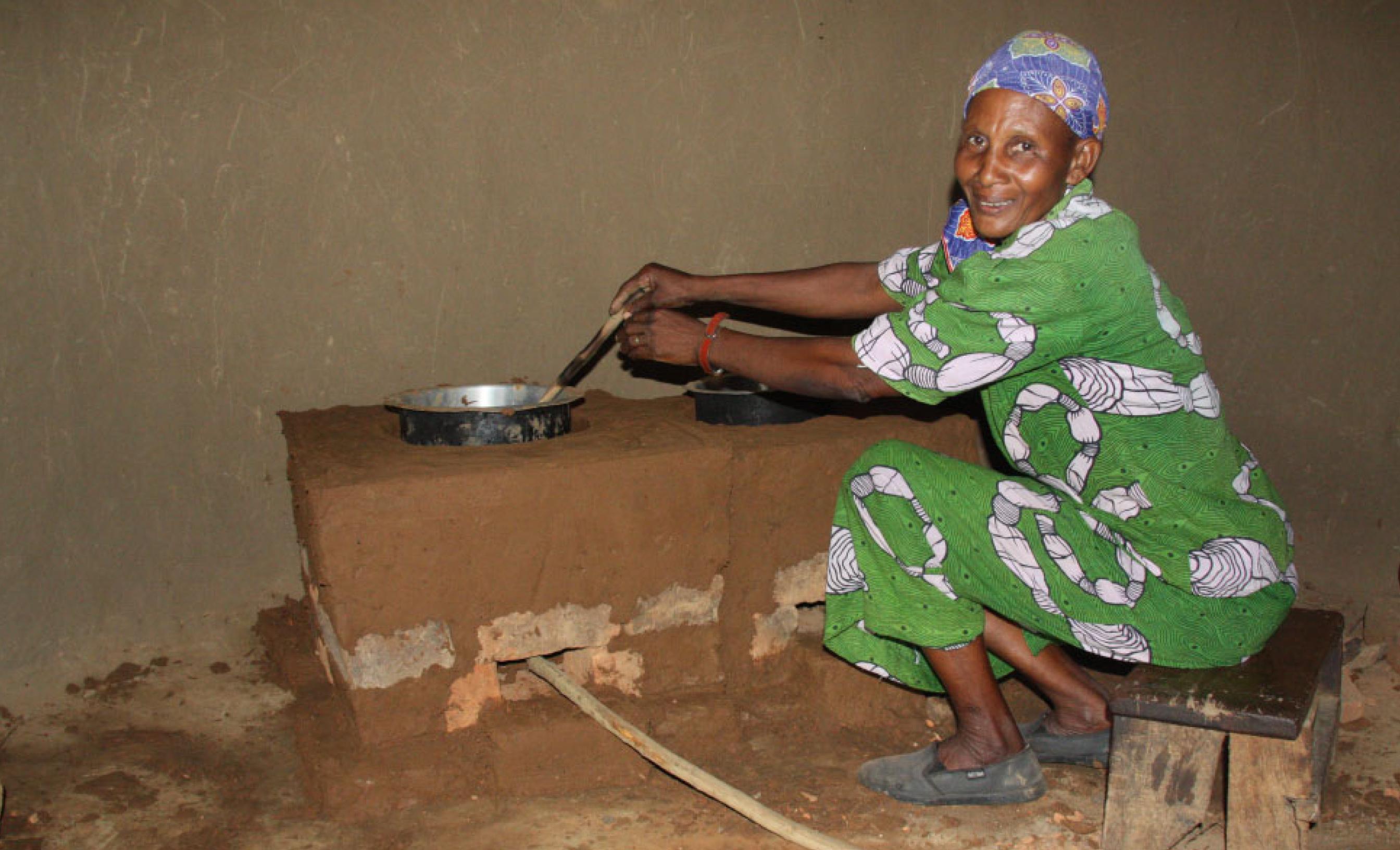 Kocher-Projekt in Kenia