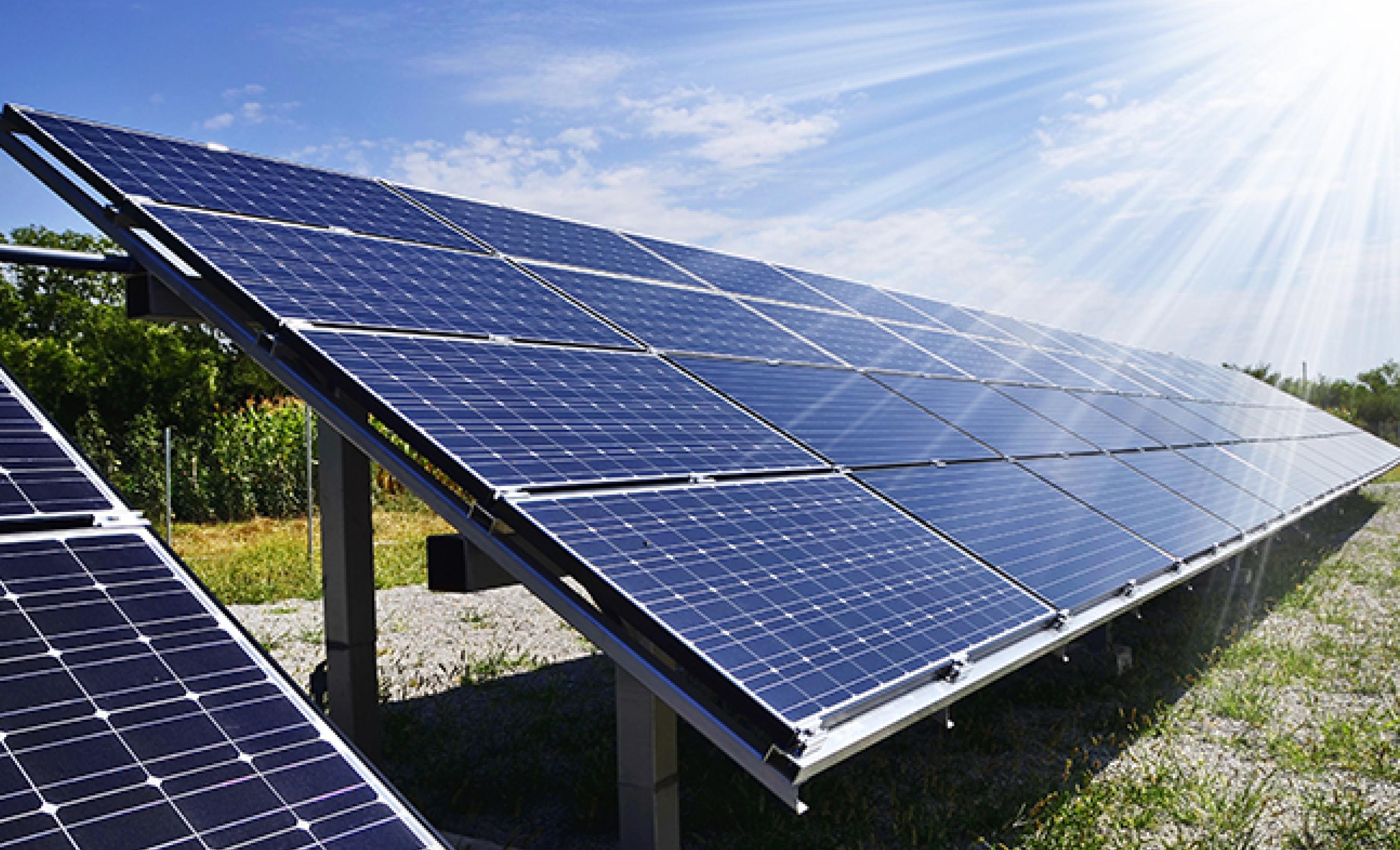 Solar-Projekt in Indien